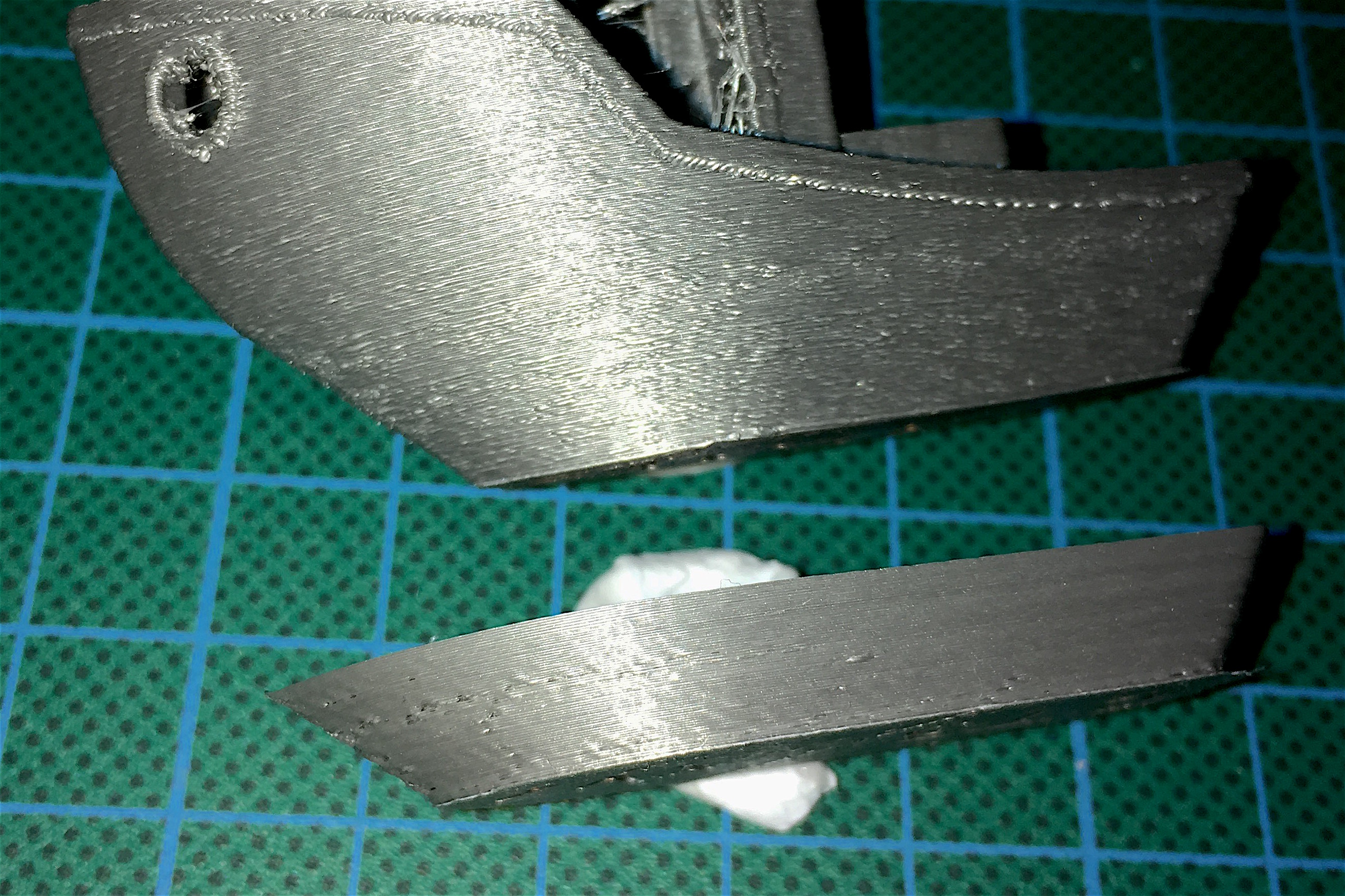 Marlin vs Repetier: Surface Finish on 3D Printed Parts on
