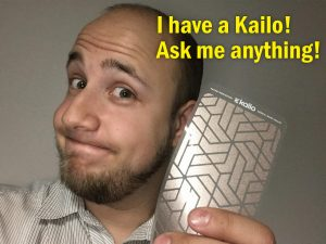 kailo does it work